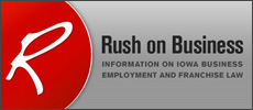 Rush on Business